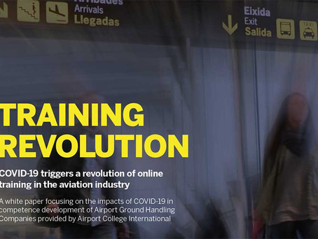 Revolution of online training in the aviation industry
