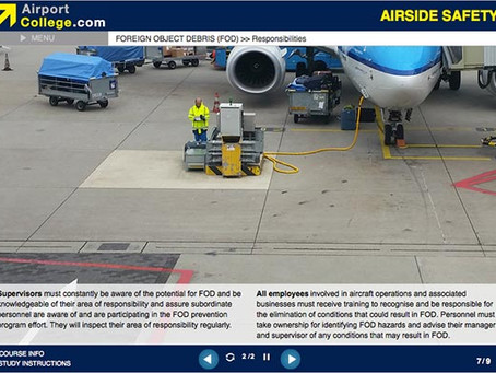 Airside Safety e-Learning training course