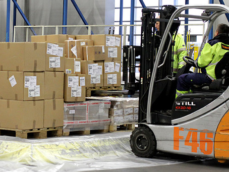 Thousands of Cargo Handling and Services personnel take our online courses every year