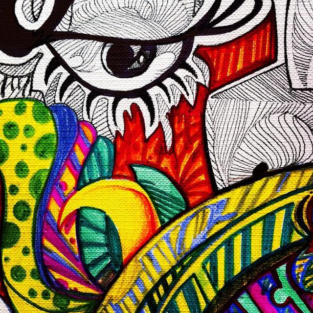 Instagram - #art #create #2 #live #malcolmmccrae #airbrushassassin