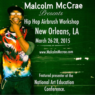 Join me in New Orleans March 26-28, 2015 #naea15