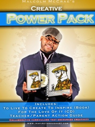 Creative Power Pack