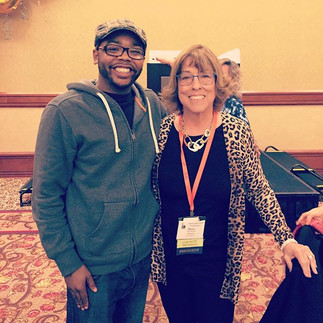 Malcolm McCrae Recap pics of California and Texas Arts Education conference 2015