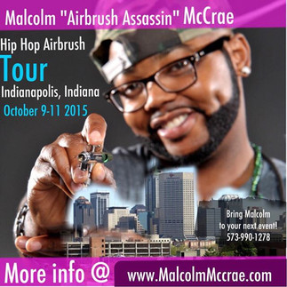 Malcolm McCrae will be the keynote for the Indiana Arts Education conference 2015 annual fall conven