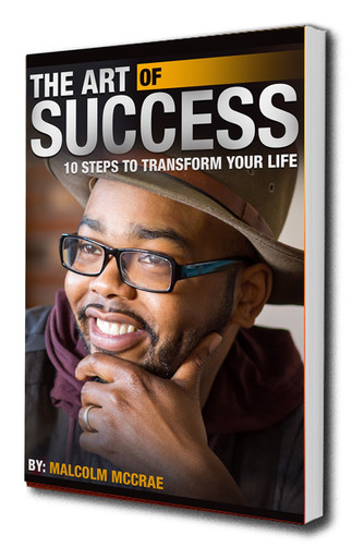 Malcolm releases his new book The Art of Success
