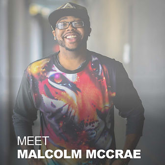 Meet Malcolm McCrae