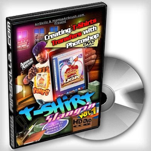 Creating T-Shirt Transfers DVD
