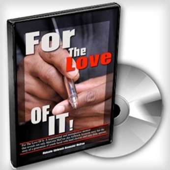 For The Love Of It (Audio Book)