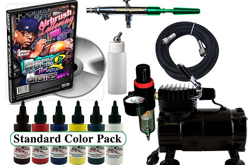 Airbrush Beginner Kit