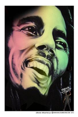 Bob Marley Color