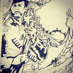 "Instagram - ""The revolutionary artist"".jpg"