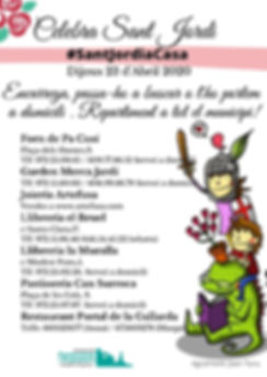 Copia de Celebra Sant Jordi #SantJordiaC