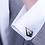 Thumbnail: boutons de manchette coeur caché