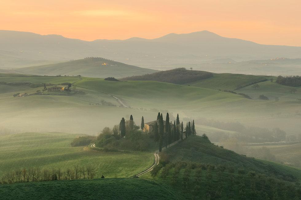 Voyage Romantique en Toscane, Italie - Romantic roadtrip Tuscany, Italy