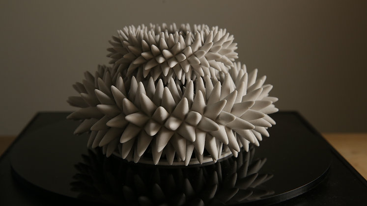 Bloom MultiPike   sculpture