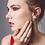 Thumbnail: boucles d'oreilles voronoï