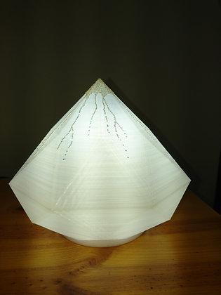 Lampe Diamant