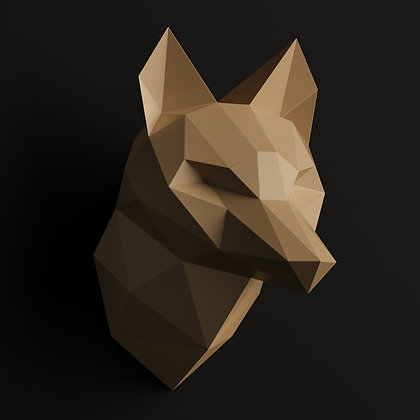 Origami Loup