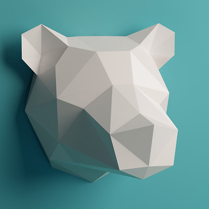 Origami Ours