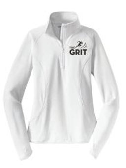 Women's Quarter Zip GRIT Sweatshirt