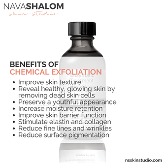 Chemical Exfoliation Benefits