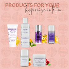 Products for Hyperpigmentation