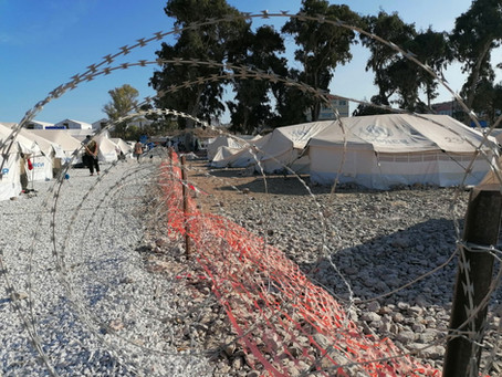 "Greece deems Turkey ""safe"", but refugees are not"