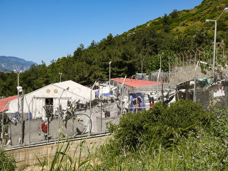 NGOs release new report on the 'invisible' mental health emergency for asylum seekers on Samos