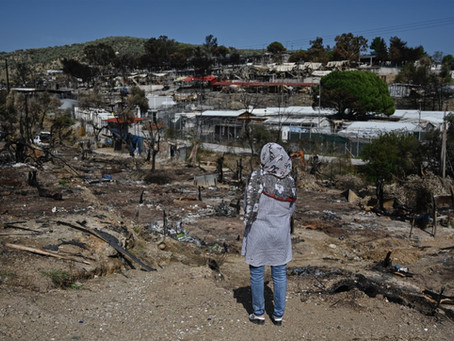 One year after the Moria fire: Few lessons learned as Greece expands barriers to refugees protection