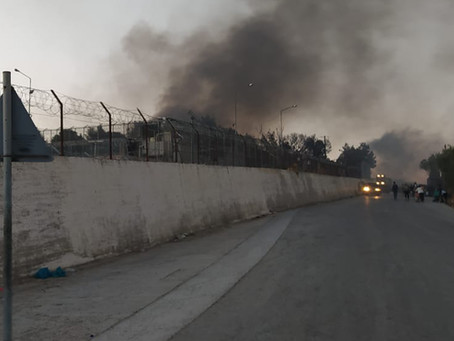 1 year after the Moria fire: EU and Greece fail to protect asylum seekers