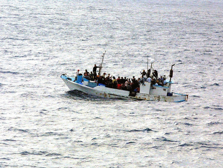 Breaking Convention - Border Force endangering lives at sea