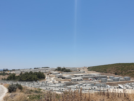 """""""Where are our rights?"""" Refugees and NGOs are concerned about opening of prison-like camp on Samos"""