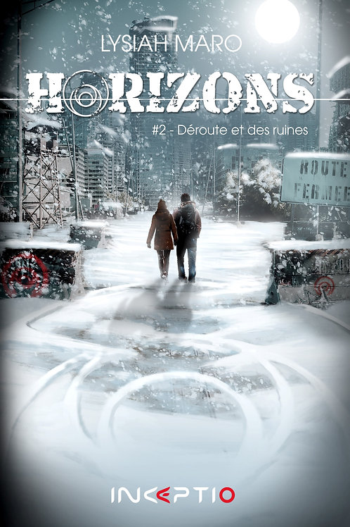 Horizons #2 Déroute et des ruines occas'