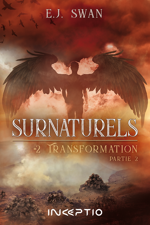 Surnaturels #2 Transformation Partie2