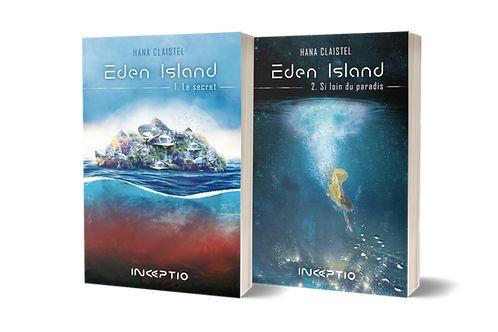 Pack Duologie complète Eden Island