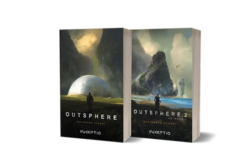 Outsphere Pack 2 tomes
