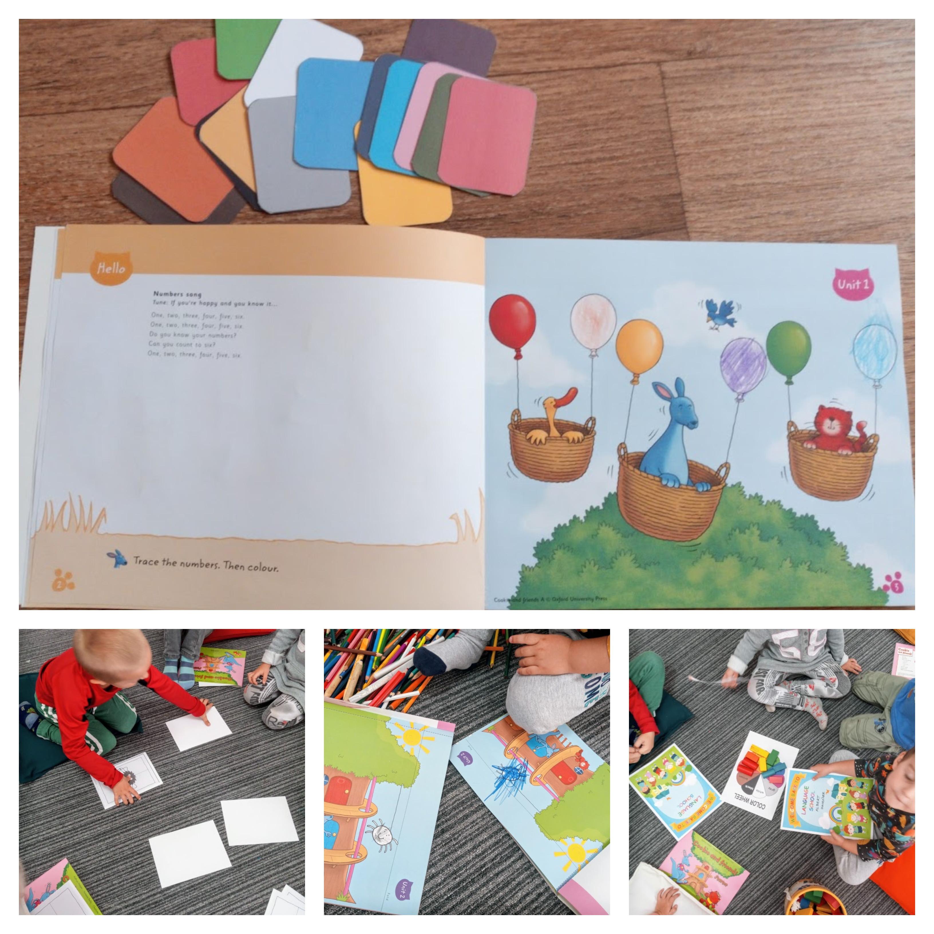 English for Kids (Freshly Aged 3)