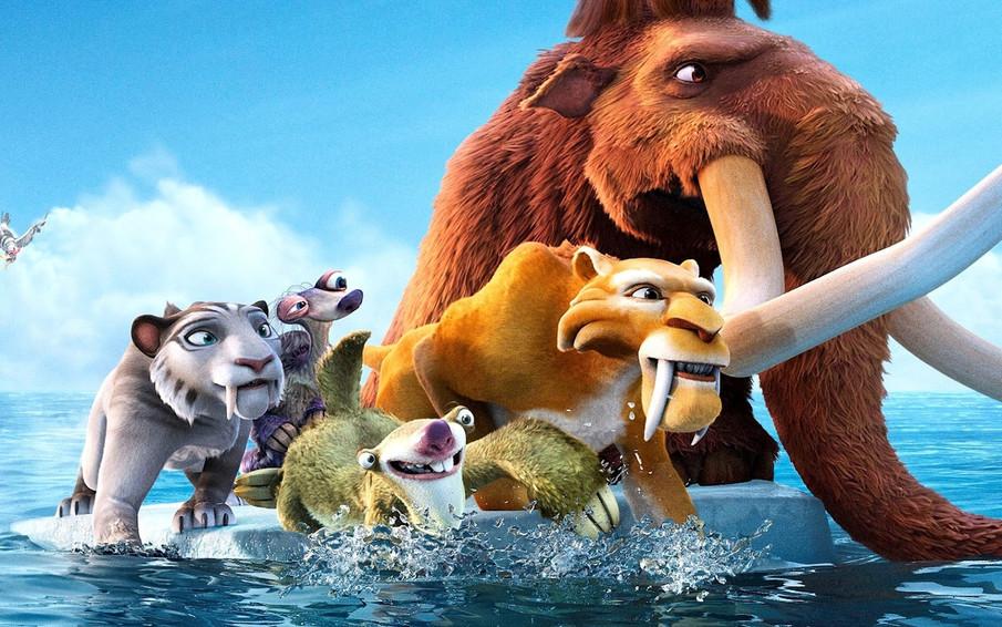 Summer English Camp 2021: Ice Age