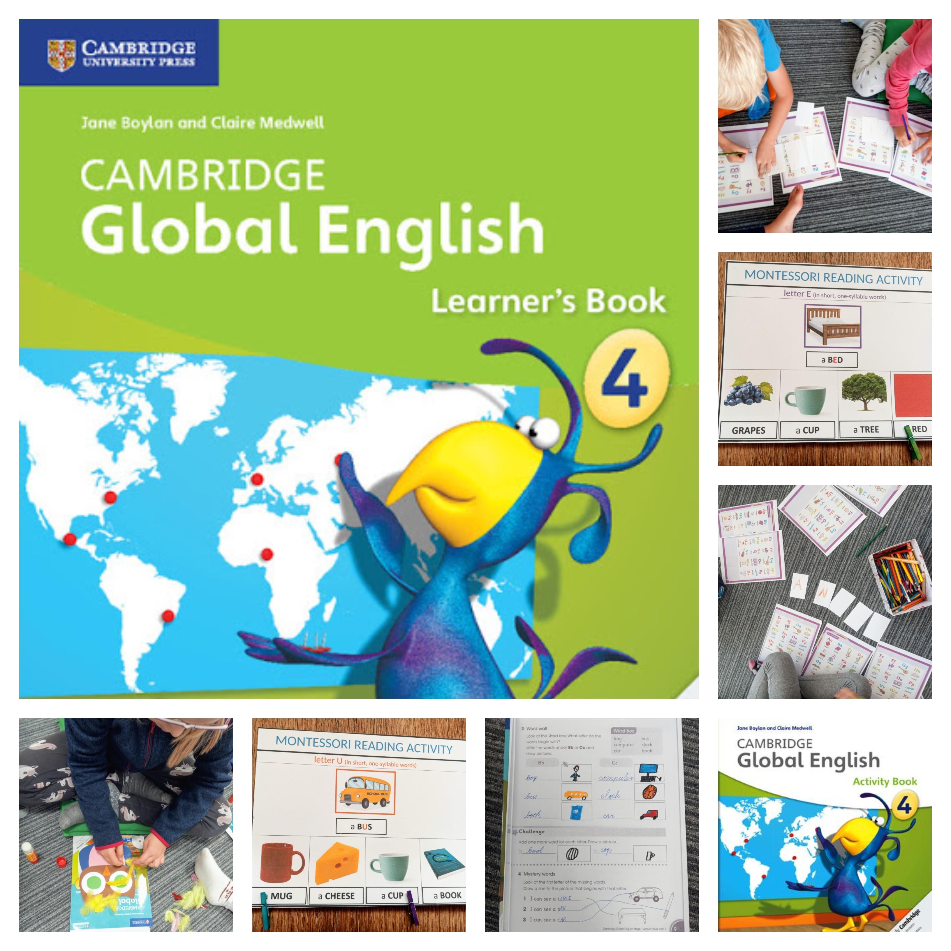 Primary English III