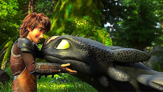 Summer English Camp 2021: Toothless - How to Train Your Dragon