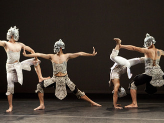 By Any Other Name:  Dance Dramaturgy in Southeast Asia -  a personal experience