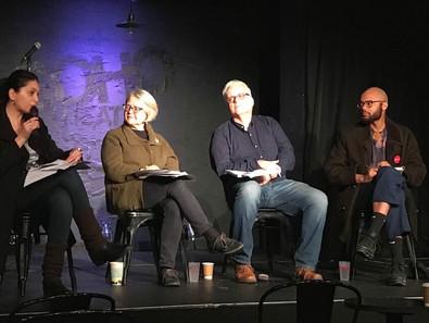 Celebrating Dramaturgy in the UK:  The 2019 Kenneth Tynan Award