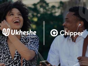 Ukheshe Technologies partner with Africa's latest tech unicorn, Chipper