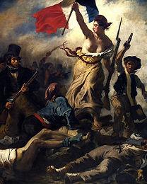 החירות מובילה את העם: ציור ומיתוס: .jpg