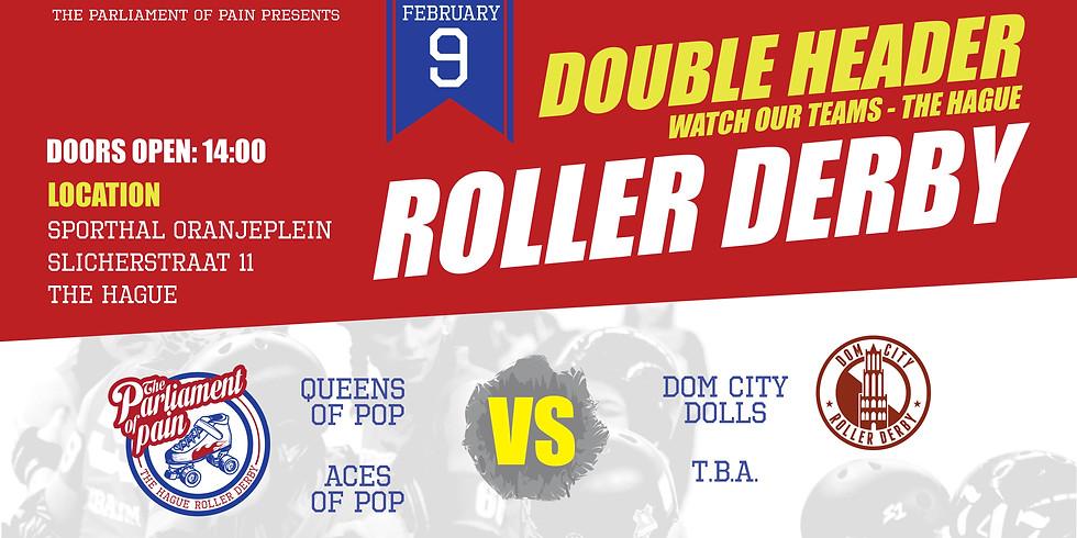 PoP Double Header - first of 2k19