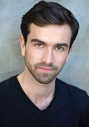 Oliver Price - Headshot 2 - Haus Of Marc - Actor - Montreal - Agency