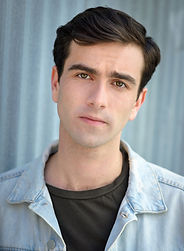 Oliver Price - Headshot 3 - Haus Of Marc - Montreal - Actor - Agency