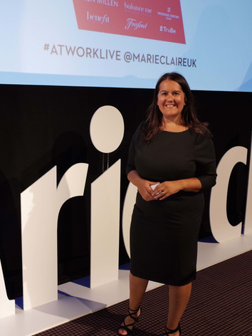Marie Claire WorkLive event
