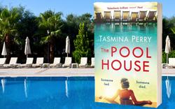 Pool house pool