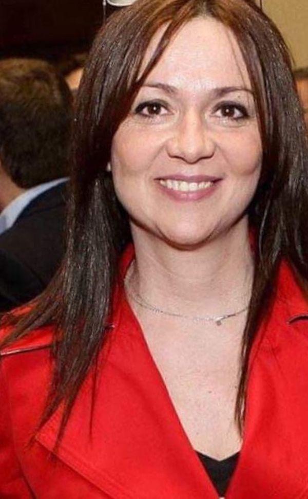 Η νέα δήμαρχος Νικολάου Σκουφά, Ροζίνα Βαβέτση.